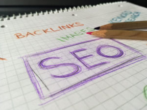 SEO Backlinks on paper